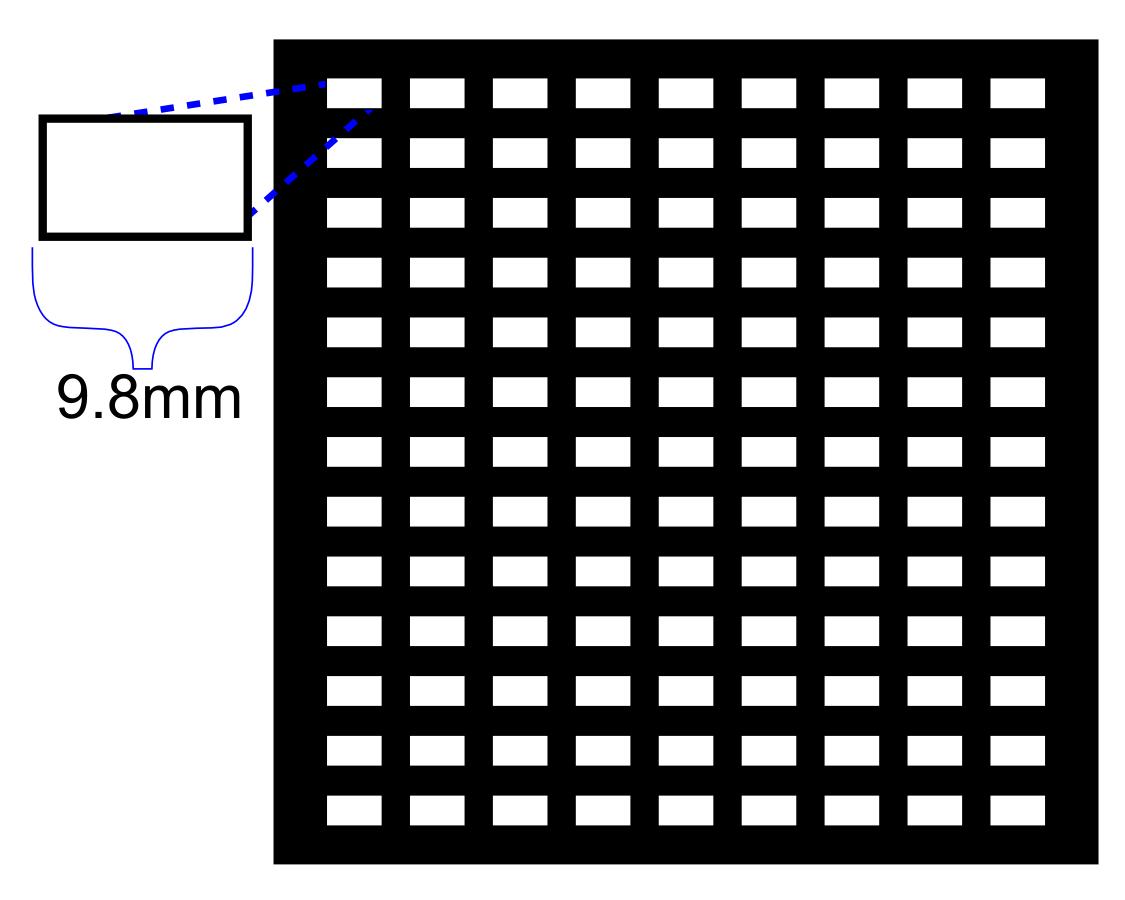 Terrain Mold Medium Brick Death Ray Designs Tabletop