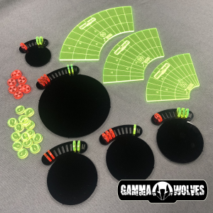Gamma Wolves Accessories