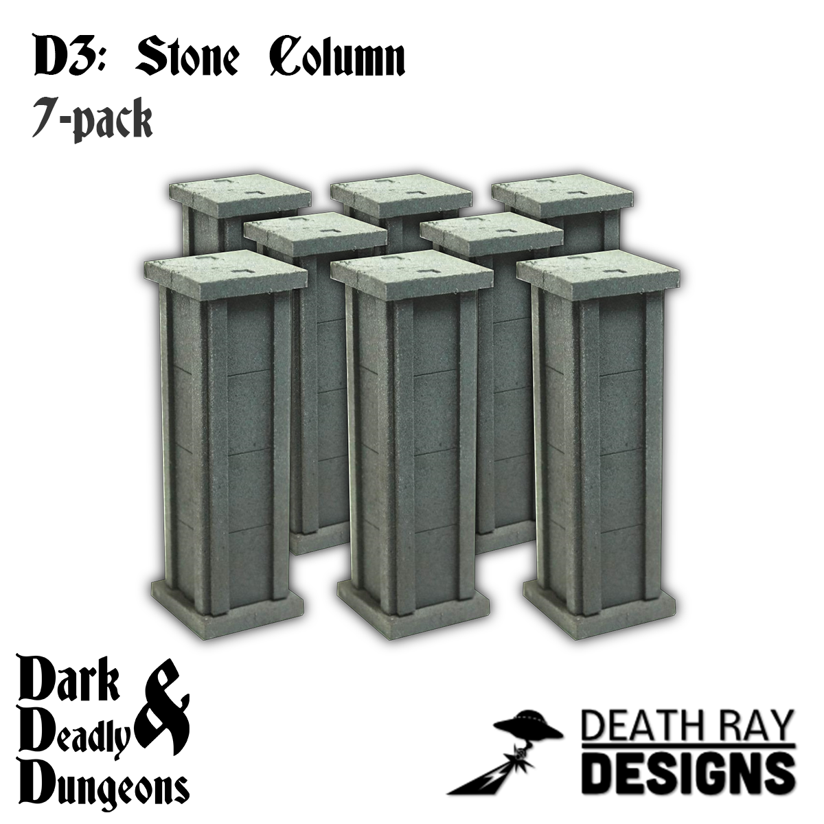 D3 Dungeon Table