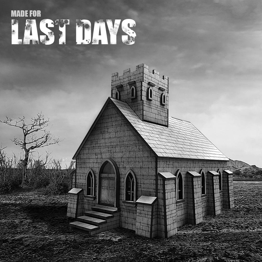 Last Days: The Church