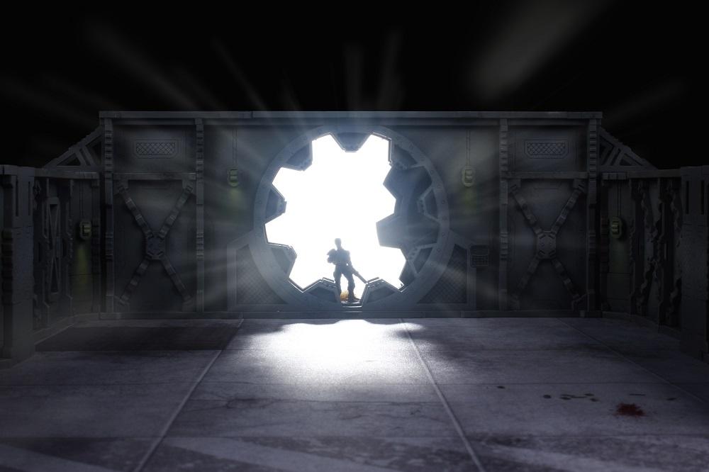 Bolt Hole: Bunker Door