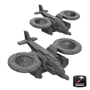 VTOL and Aerospace