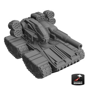 Tanks and Vehicles